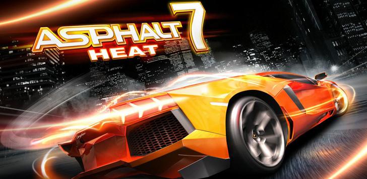Asphalt 7 HD 1.0 apk