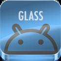 GLASS APEX-NOVA-GO THEME 1.2 (v1.2) apk download