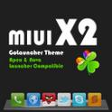 MIUI X2 Go Launcher Theme PRO 3.2