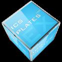 ADW APEX GO - 3D ICS Plates 2.9.9 apk