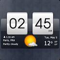 Sense Flip Clock & Weather 0.57 apk