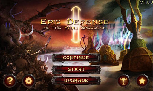 Epic TD 2 - Wind Spells Deluxe Android APK - 1