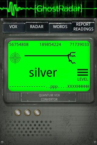 Ghost Radar® LEGACY 1