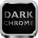 DARK CHROME APEX/NOVA/GO THEME 1.0 apk download