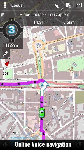 Locus Map Pro 6
