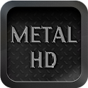 METAL HD [APEX-NOVA-GO] THEME 3.0 Build 14 apk download