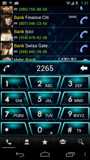 RocketDial Dialer&Contacts Pro 1
