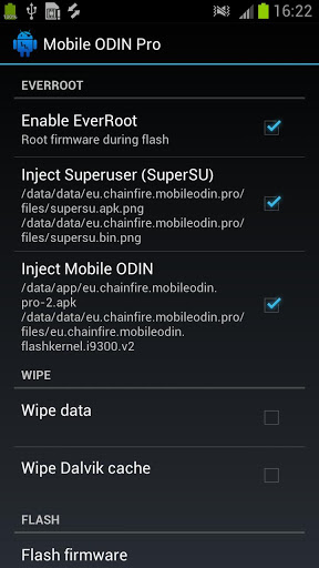 [root] Mobile ODIN Pro 2