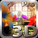 Magic Greenhouse 3D Pro lwp v1.0 apk download