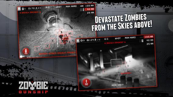 Zombie Gunship 3