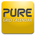 Pure Grid calendar widget 2.5.6 apk download